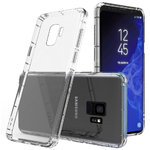 Flexi Shock Air Cushion Gel Case for Samsung Galaxy S9 - Clear